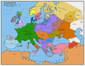 Charlemagne's Europe