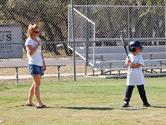 Coach Sammi and Josiah