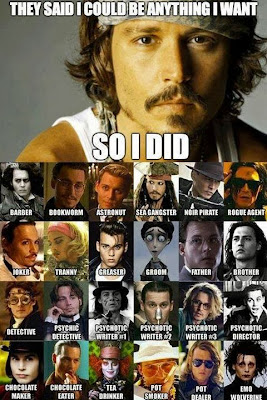 "John Christopher ""Johnny"" Depp II is an American actor, film producer, and musician. He has won the Golden Globe Award and Screen Actors Guild award for Best Actor."