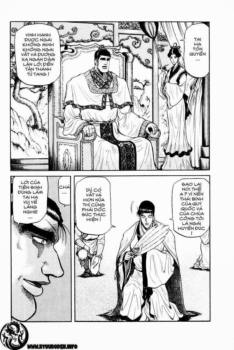 Chú Bé Rồng - Ryuuroden chap 30 - Trang 38