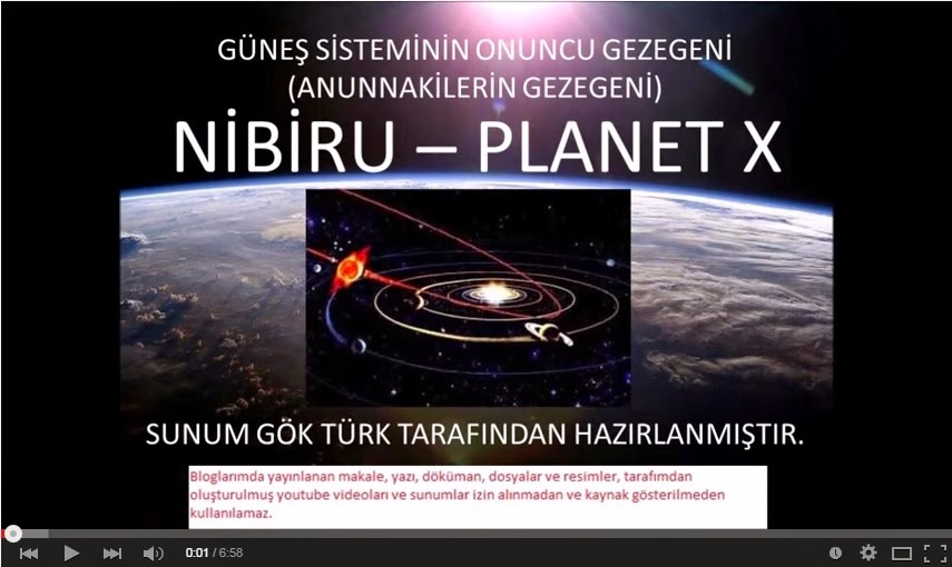 Nibiru - Planet X