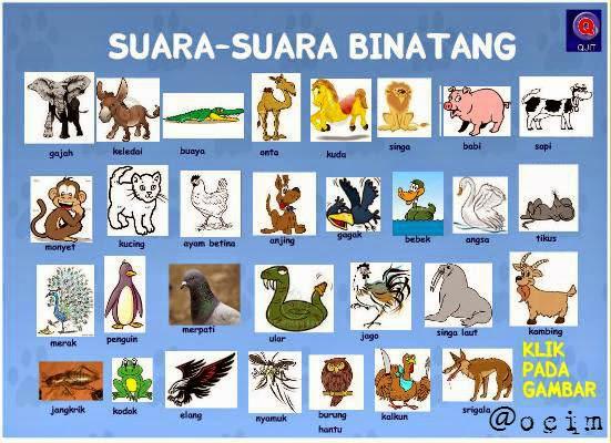Download MP3 Nada Dering Suara Binatang atau Hewan