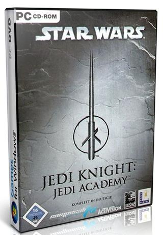 Star Wars Jedi Knight Jedi Academy PC Full Español Descargar DVD5