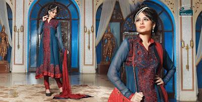 concept like bollywood salwar kameez design from sanskruti international