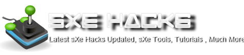 Latest Sxe Hacks, Counter Strike Cheats, Games Cheats