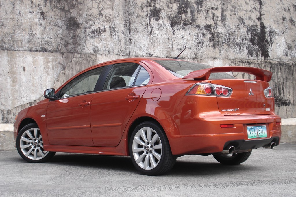 Review 2012 Mitsubishi Lancer EX Ralliart  CarGuidePH