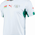 Puma divulga nova camisa titular da seleção de Burkina Faso