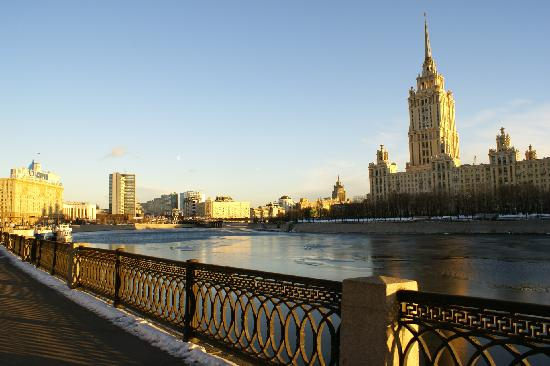 Moscow russia travel info and travel guide