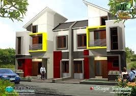 perumahan cluster 2 lantai
