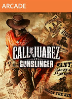Call of Juarez: Gunslinger – XBox 360