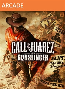 Call of Juarez: Gunslinger Call+of+Juarez+Gunslinger+XBox+360