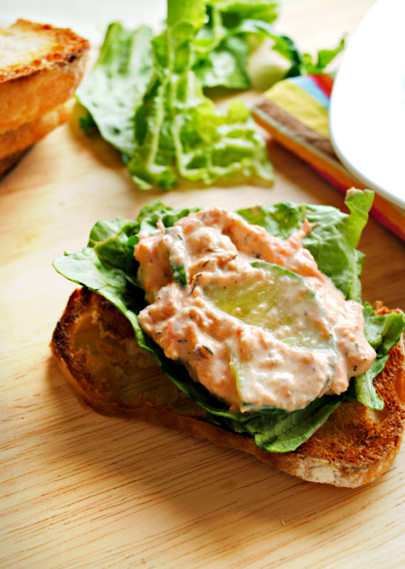 ... salmon recipe open face salmon sandwich with sweet mustard sauce