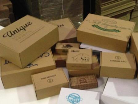 Cajas de cart n en cartonajes alboraya s a somos - Donde venden cajas de carton ...
