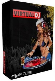 Virtual DJ Home Edition 8