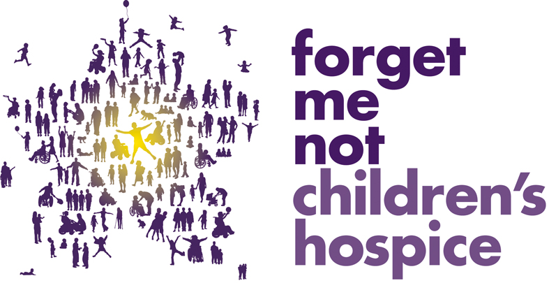 Keeping Up With The Custards!: Forget Me Not Hospice - A ... Forget Me Not Logo