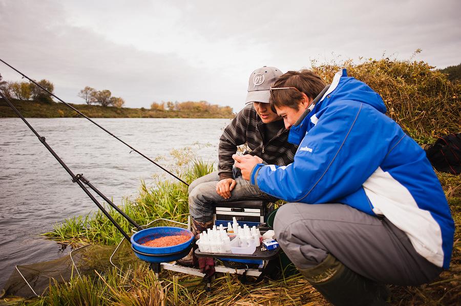 рыбалка с фидером осенью ноябрь