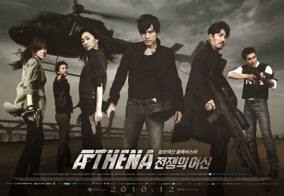 Athena Goddess of War Korean Drama 2010