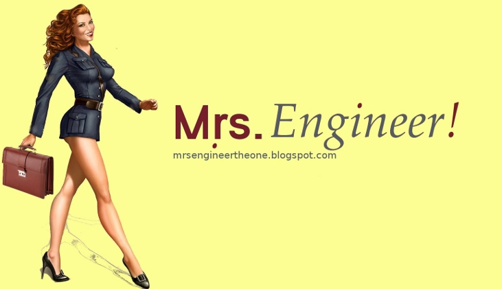 Mrs Engineer