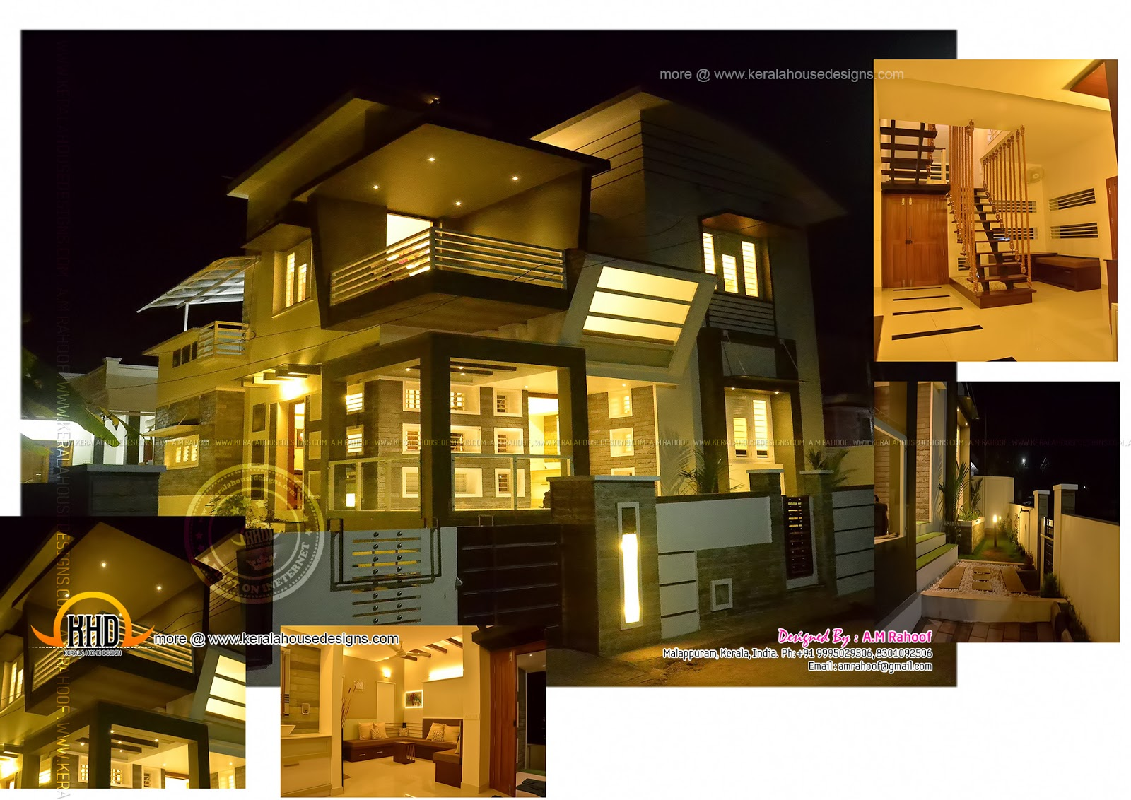 January 2014 kerala home design and floor plans for Best house design 2014