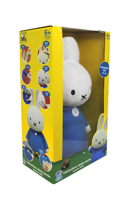 miffy sensory toy