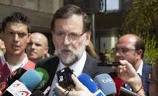 ESPAÑA: Rajoy: 'Ya no valen las palabras, la UE debe actuar'