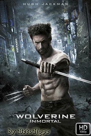 X-Men Wolverine Inmortal [1080p] [Latino-Ingles] [MEGA]