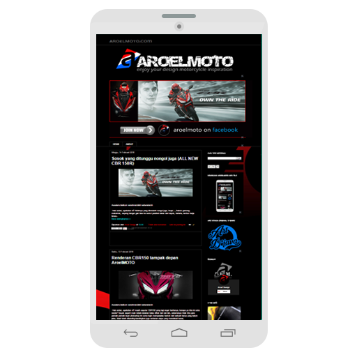 download aroelmoto apk file