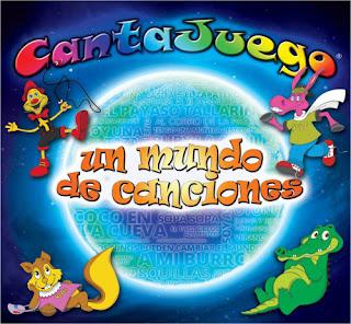 Cantajuego – Un Mundo De Canciones 2013 UL-DF