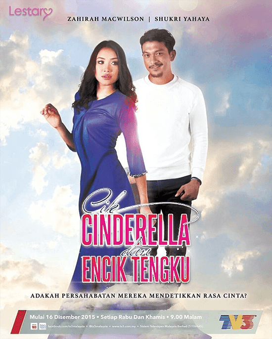 Cik Cinderella dan Encik Tengku