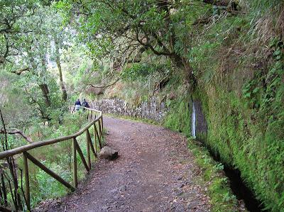 Levada do Risco, Madeira, Portugal, La vuelta al mundo de Asun y Ricardo, round the world, mundoporlibre.com
