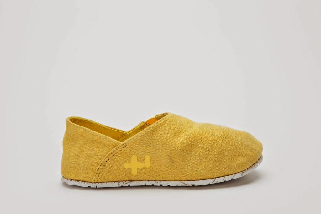 OTZ Shoes Yellow