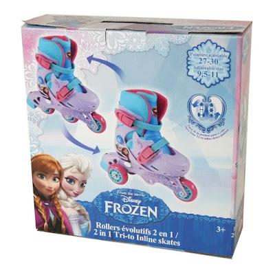 TOYS : JUGUETES - DISNEY Frozen - Patines | Infantil D'Arpèje OFRO084 | Comprar en Amazon