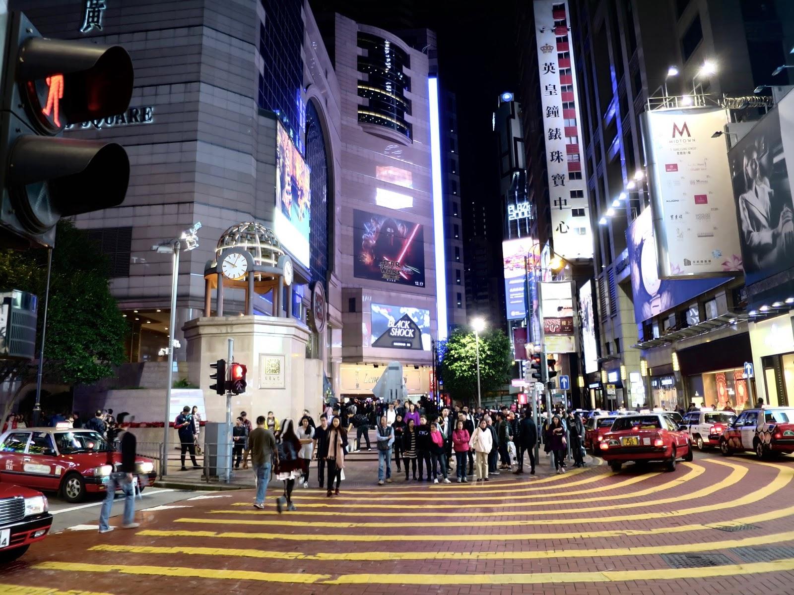 causeway bay, hong kong, travel, photography, times square, city