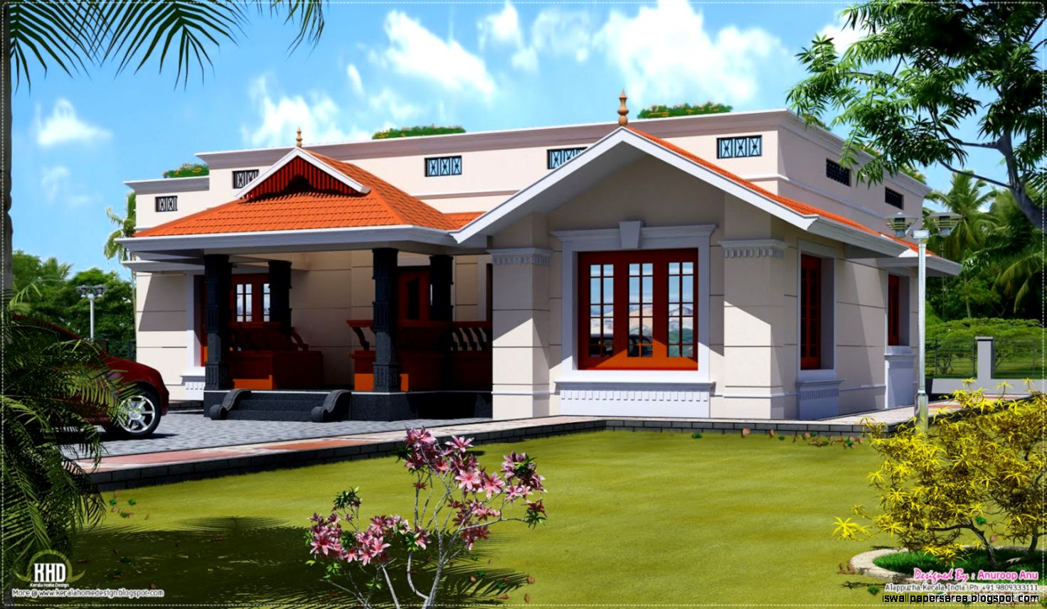 single storey house designs india - house design
