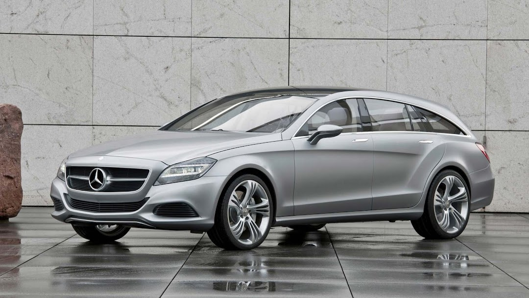Mercedes Benz Car HD Wallpaper 7