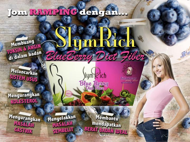 SLYMRICH DIET