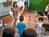 Fiesta de cumpleaños en Tomares