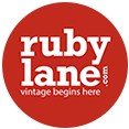 My column with Ruby Lane blog
