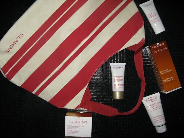 Clarins Facial Skincare
