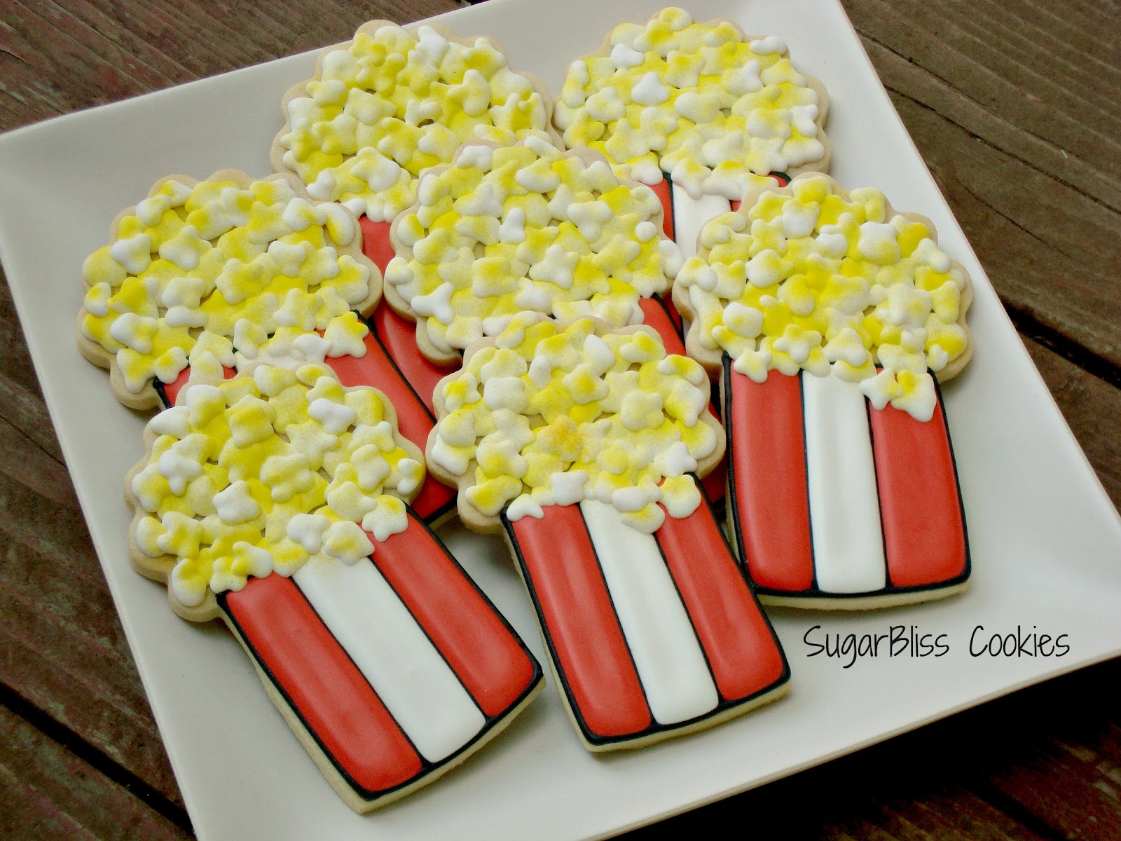 SugarBliss Cookies: SugarBliss Popcorn