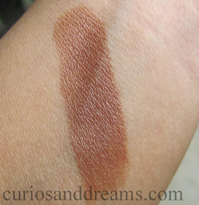 Lakme Enrich Satin Lipstick 531 Review, Lakme Enrich Satin Lipstick 531 swatch