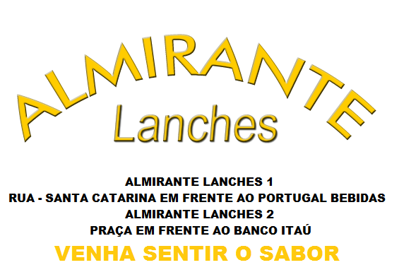 ALMIRANTE LANCHES