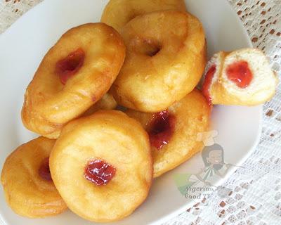 Nigerian Mini Donuts Nigerian small chops