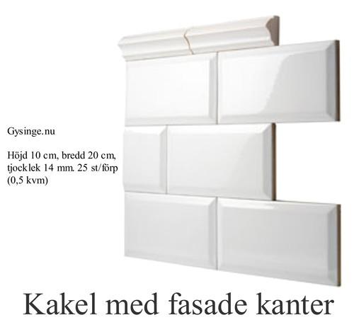 Kok Med Vitt Kakel : Husbygge i Karpero Spegel till wcn inhandlad )