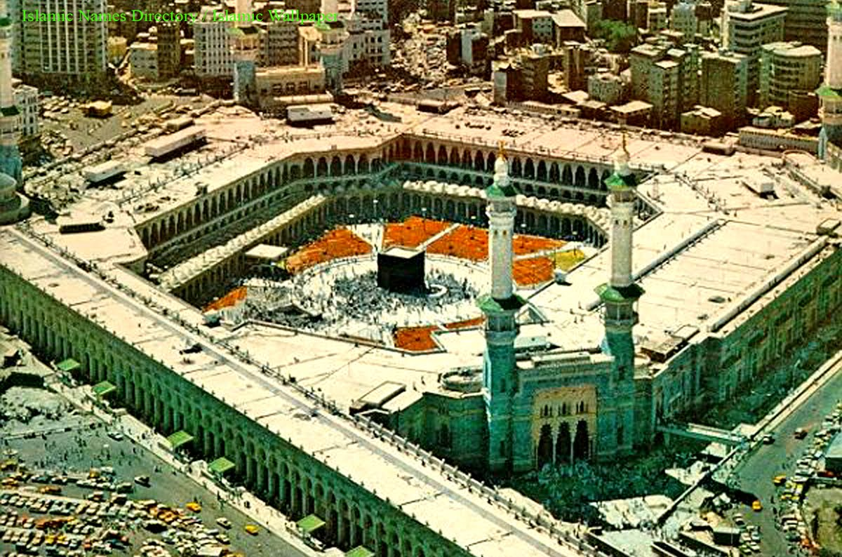 TOP AMAIZING ISLAMIC DESKTOP WALLPAPERS: khana kaba wallpapers ...