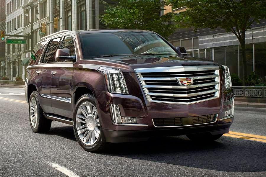 2015 Cadillac Escalade Platinum Collection Autoesque