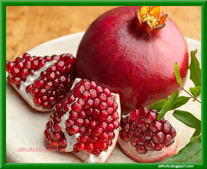 healthy fruit desert fruits that start with p
