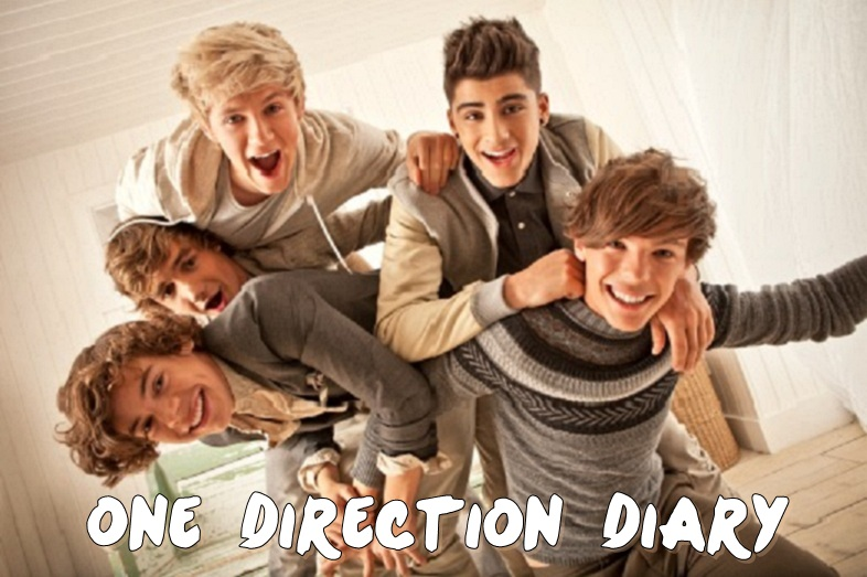 One Direction Diary