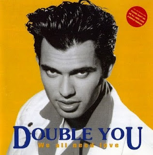 Double You - We All Need Love CD Capa