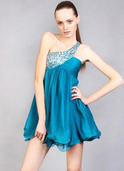Teal Thrift Store Dresses Nadinecrchictopia